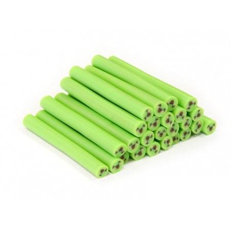 Acheter Cane sourire kawaï vert- en pâte polymère pour le modelage - 0,99€ en ligne sur La Petite Epicerie - Loisirs créatifs
