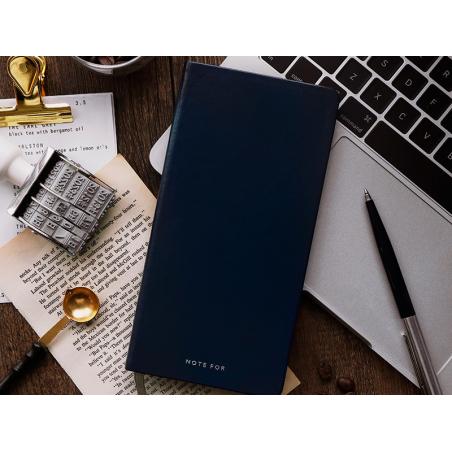 Acheter Carnet semainier perpétuel - Bleu foncé - 7,99€ en ligne sur La Petite Epicerie - Loisirs créatifs