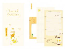 Acheter Bloc-notes - Snack - 2,19€ en ligne sur La Petite Epicerie - 100% Loisirs créatifs