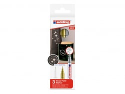 Acheter Lot de 3 marqueurs multi-matières - 1/2mm - 9,95€ en ligne sur La Petite Epicerie - Loisirs créatifs