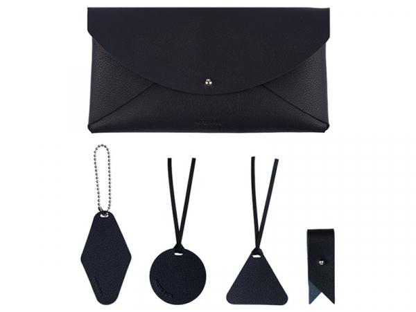 Acheter Kit de maroquinerie - bleu marine - 9,99€ en ligne sur La Petite Epicerie - 100% Loisirs créatifs