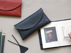 Acheter Kit de maroquinerie - bleu marine - 9,99€ en ligne sur La Petite Epicerie - Loisirs créatifs