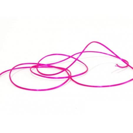 Acheter 12 m de fil élastique brillant - rose fushia - 1,59€ en ligne sur La Petite Epicerie - Loisirs créatifs