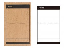 Acheter Tampon pour bullet journal - Mémo - 2,99€ en ligne sur La Petite Epicerie - Loisirs créatifs
