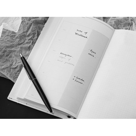 Acheter Notebook jour et mois - Effet peinture - 12,99€ en ligne sur La Petite Epicerie - Loisirs créatifs