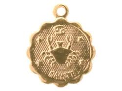 Acheter Médaille astro - Cancer - 3,99€ en ligne sur La Petite Epicerie - Loisirs créatifs