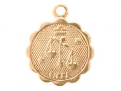 Acheter Médaille astro - Balance - 3,99€ en ligne sur La Petite Epicerie - Loisirs créatifs