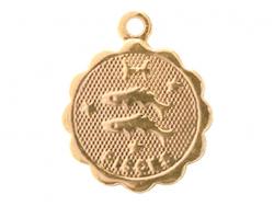 Acheter Médaille astro OR FIN - Poissons - 3,99€ en ligne sur La Petite Epicerie - Loisirs créatifs