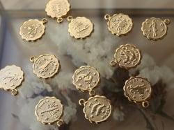 Acheter Médaille astro OR FIN - Sagittaire - 3,99€ en ligne sur La Petite Epicerie - Loisirs créatifs