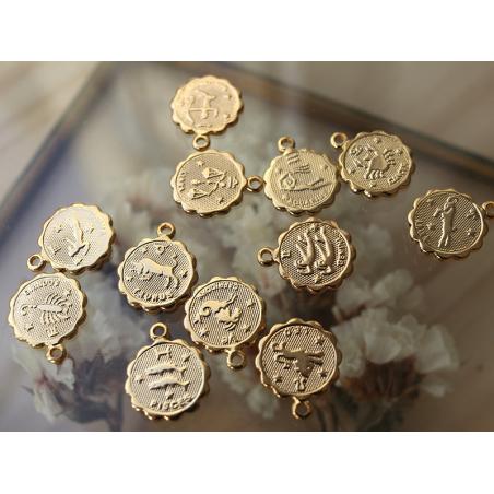 Acheter Médaille astro - Lion - 3,99€ en ligne sur La Petite Epicerie - Loisirs créatifs