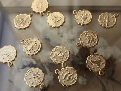 Acheter Médaille astro - Taureau - 3,99€ en ligne sur La Petite Epicerie - Loisirs créatifs