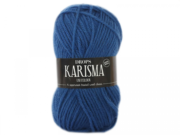 Acheter Laine Drops - KARISMA - 07 Bleu vif - 2,49€ en ligne sur La Petite Epicerie - 100% Loisirs créatifs