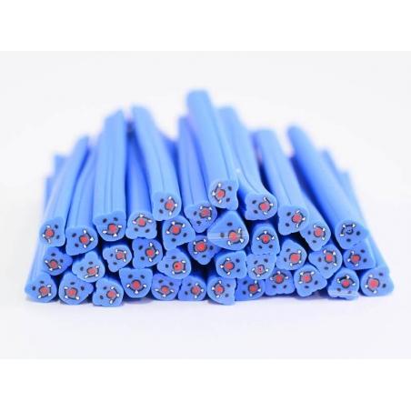 Acheter Cane ourson bleu en pâte polymère - 0,99€ en ligne sur La Petite Epicerie - Loisirs créatifs