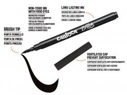 Acheter Set de 20 feutres Brush - Carioca Super Brush - 8,99€ en ligne sur La Petite Epicerie - 100% Loisirs créatifs