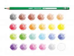 Acheter 24 crayons de couleur - Carioca Tita - 5,49€ en ligne sur La Petite Epicerie - Loisirs créatifs