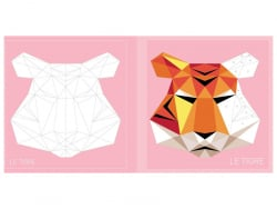 Acheter Mes tableaux en stickers - Masques - 9,95€ en ligne sur La Petite Epicerie - 100% Loisirs créatifs