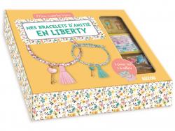 Acheter Kit créatif - les bracelets d'amitié en liberty - mon superbe bijou - 7,95€ en ligne sur La Petite Epicerie - 100% L...
