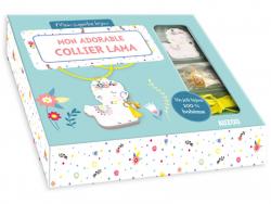 Acheter Kit créatif - mon adorable collier lama - 7,95€ en ligne sur La Petite Epicerie - 100% Loisirs créatifs