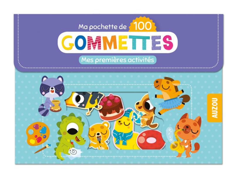 Acheter Pochette de 100 gommettes mes premières activités - 4,95€ en ligne sur La Petite Epicerie - 100% Loisirs créatifs