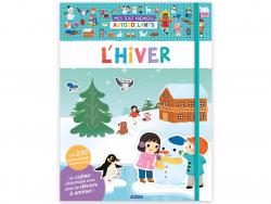 Acheter Mes tout premiers autocollants - L'hiver - 4,95€ en ligne sur La Petite Epicerie - Loisirs créatifs