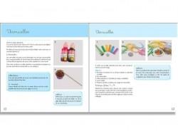 Livre créations gourmandes en pâte polymère Créapassions - 5