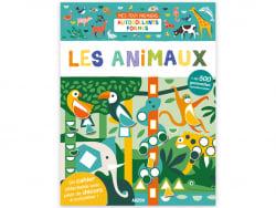 Acheter Cahier Mes 500 autocollants - mes premières gommettes formes - les animaux - 4,95€ en ligne sur La Petite Epicerie -...