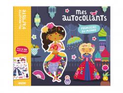 Acheter Mes autocollants princesses du monde - lot de 180 stickers - 4,95€ en ligne sur La Petite Epicerie - 100% Loisirs cr...