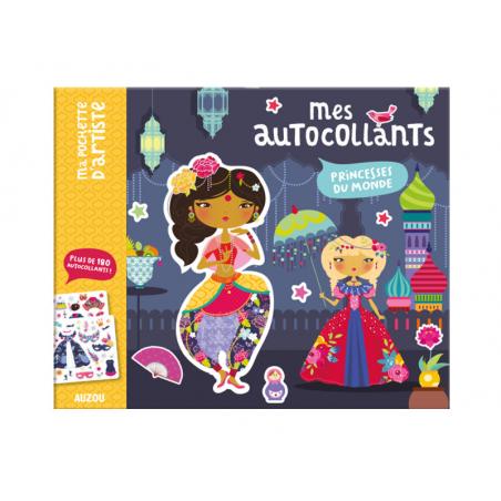 Acheter Mes autocollants princesses du monde - lot de 180 stickers - 4,95€ en ligne sur La Petite Epicerie - Loisirs créatifs