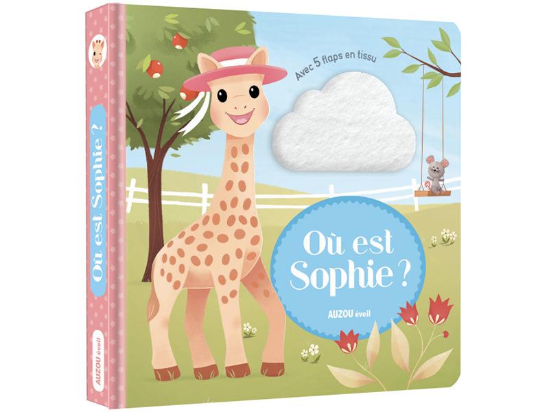 Acheter Sophie la girafe - Où est Sophie ? Vanderbemden Marie - 8,50€ en ligne sur La Petite Epicerie - Loisirs créatifs