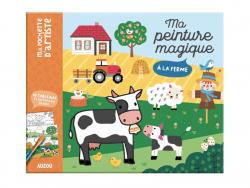 Acheter Ma peinture magique - à la ferme Kendall Wendy - 7,95€ en ligne sur La Petite Epicerie - Loisirs créatifs
