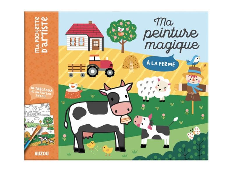 Acheter Ma peinture magique - à la ferme Kendall Wendy - 7,95€ en ligne sur La Petite Epicerie - 100% Loisirs créatifs