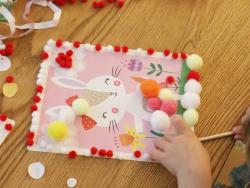Acheter Mes tableaux de pompons - Christine Sheldon - 12,95€ en ligne sur La Petite Epicerie - Loisirs créatifs
