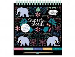 Acheter Superbes motifs - 20 cartes à gratter - 9,95€ en ligne sur La Petite Epicerie - 100% Loisirs créatifs