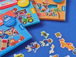 Acheter Pochette de gommettes - Les transports - Jannie Ho - 3,95€ en ligne sur La Petite Epicerie - Loisirs créatifs