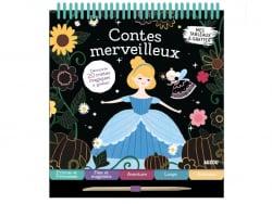 Acheter Contes merveilleux - 20 cartes à gratter - 9,95€ en ligne sur La Petite Epicerie - Loisirs créatifs