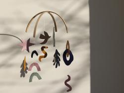 Acheter Edition limitée : Kit mobile pour enfant - Pastel - 28,78€ en ligne sur La Petite Epicerie - 100% Loisirs créatifs