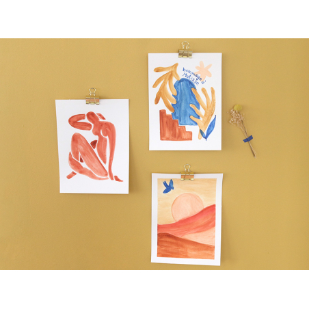 Acheter Edition limitée : Kit Mes jolies affiches à l'aquarelle - 36,63€ en ligne sur La Petite Epicerie - 100% Loisirs créa...