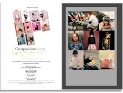 Livre Couture rétro moderne Créapassions - 1