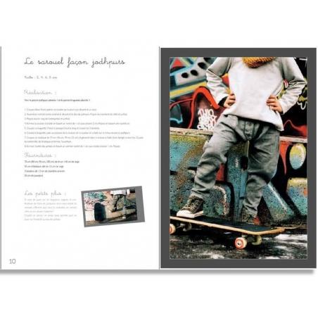 Livre Couture rétro moderne Créapassions - 2