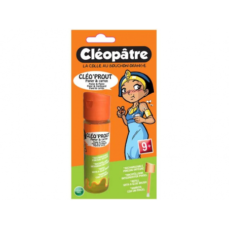 Acheter Colle Cléo'prout - 25 g - 2,69€ en ligne sur La Petite Epicerie - Loisirs créatifs