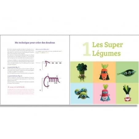 Livre Superdoudous... le retour Créapassions - 3