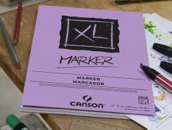 Acheter Bloc XL Marker Canson A4 - 70g/m² - 10,99€ en ligne sur La Petite Epicerie - Loisirs créatifs