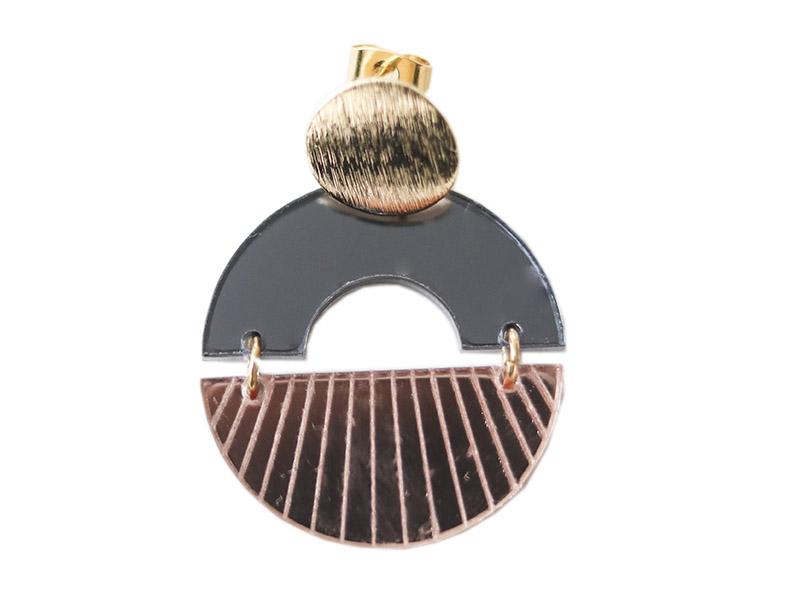 """Acheter Kit DIY édition limitée - Boucles d'oreilles """"Généreuse"""" - 18,99€ en ligne sur La Petite Epicerie - Loisirs créatifs"""