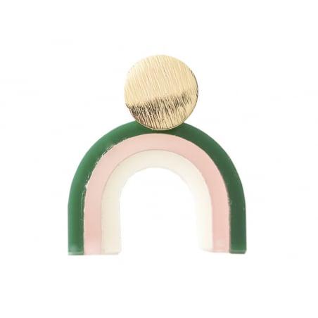 """Acheter Kit DIY édition limitée - Boucles d'oreilles """"Rêveuse"""" - verte - 18,99€ en ligne sur La Petite Epicerie - Loisirs cr..."""