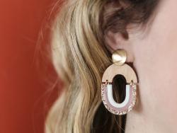 """Acheter Kit DIY édition limitée - Boucles d'oreilles """"L'amoureuse"""" - 13,99€ en ligne sur La Petite Epicerie - Loisirs créatifs"""