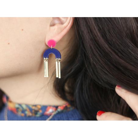 """Acheter Kit DIY édition limitée - Boucles d'oreilles """"Pétillante"""" - 13,99€ en ligne sur La Petite Epicerie - Loisirs créatifs"""