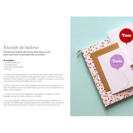 Acheter Livre - 35 créations pour mon bébé - 9,95€ en ligne sur La Petite Epicerie - 100% Loisirs créatifs