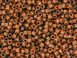 Acheter Miyuki Delicas 11/0 - Duracoat opaque dyed sienna DB 2109 - 2,79€ en ligne sur La Petite Epicerie - Loisirs créatifs