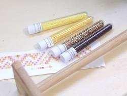 Acheter Miyuki Delicas 11/0 - Fancy lined spruce DB-2381 - 2,49€ en ligne sur La Petite Epicerie - Loisirs créatifs