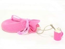 Acheter Pochette rose bonbon en velours - 1,29€ en ligne sur La Petite Epicerie - 100% Loisirs créatifs